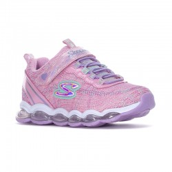 Tenis Skechers Luces Niña Lighted Junior